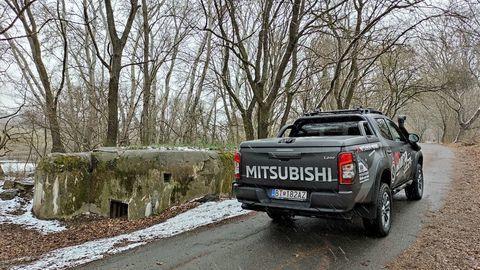 Thumb mitsubishi mountain sherpa test autozurnal.com 41   k pia