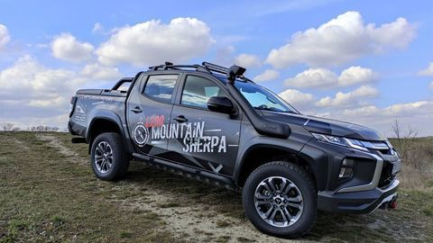 Thumb mitsubishi mountain sherpa test autozurnal.com 59