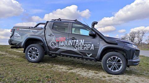 Thumb mitsubishi mountain sherpa test autozurnal.com 61