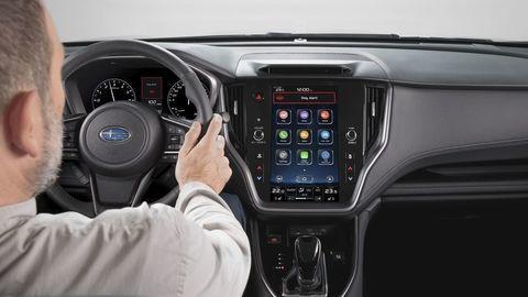 Thumb subaru outback 2021 autozurnal.com 12