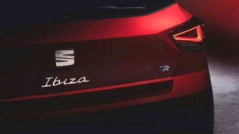 Thumb seat ibiza facelift 2021
