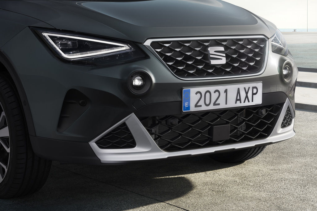 Content seat arona xperience 10 hq