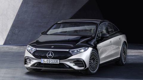 Thumb najluxusnejsi elektromobil mercedes eqs 2021 facelift autozurnal.com 10