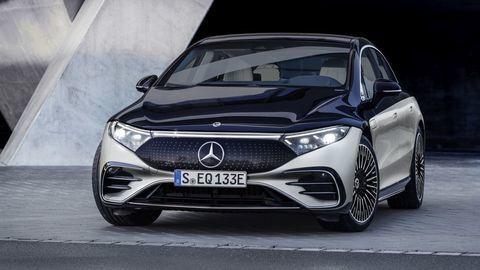 Thumb najluxusnejsi elektromobil mercedes eqs 2021 facelift autozurnal.com 12