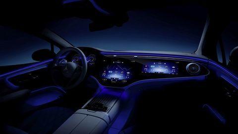 Thumb najluxusnejsi elektromobil mercedes eqs 2021 facelift autozurnal.com 15