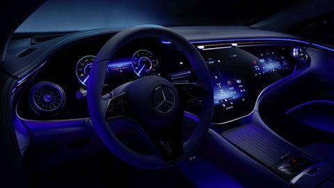 Thumb najluxusnejsi elektromobil mercedes eqs 2021 facelift autozurnal.com 16