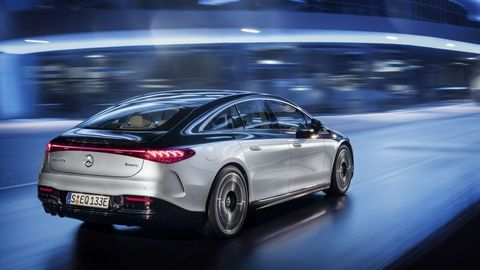 Thumb najluxusnejsi elektromobil mercedes eqs 2021 facelift autozurnal.com 18