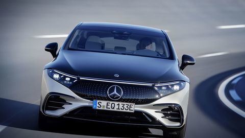 Thumb najluxusnejsi elektromobil mercedes eqs 2021 facelift autozurnal.com 22