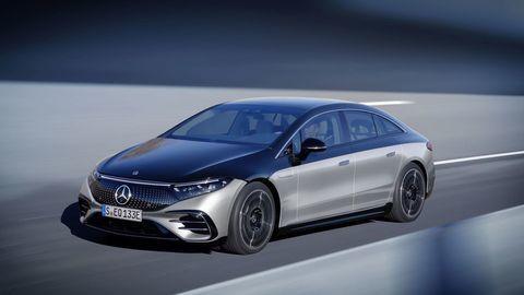 Thumb najluxusnejsi elektromobil mercedes eqs 2021 facelift autozurnal.com 24
