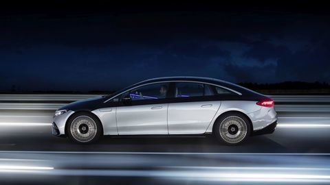 Thumb najluxusnejsi elektromobil mercedes eqs 2021 facelift autozurnal.com 26