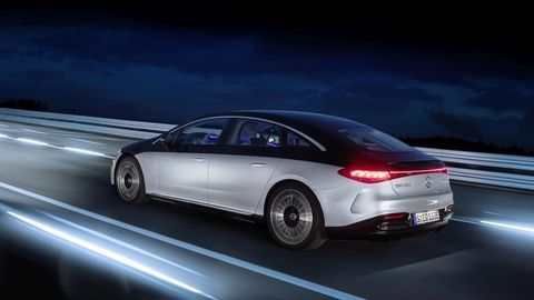 Thumb najluxusnejsi elektromobil mercedes eqs 2021 facelift autozurnal.com 27