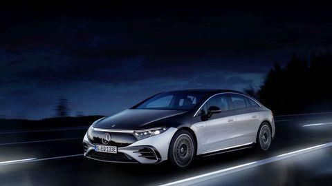 Thumb najluxusnejsi elektromobil mercedes eqs 2021 facelift autozurnal.com 28