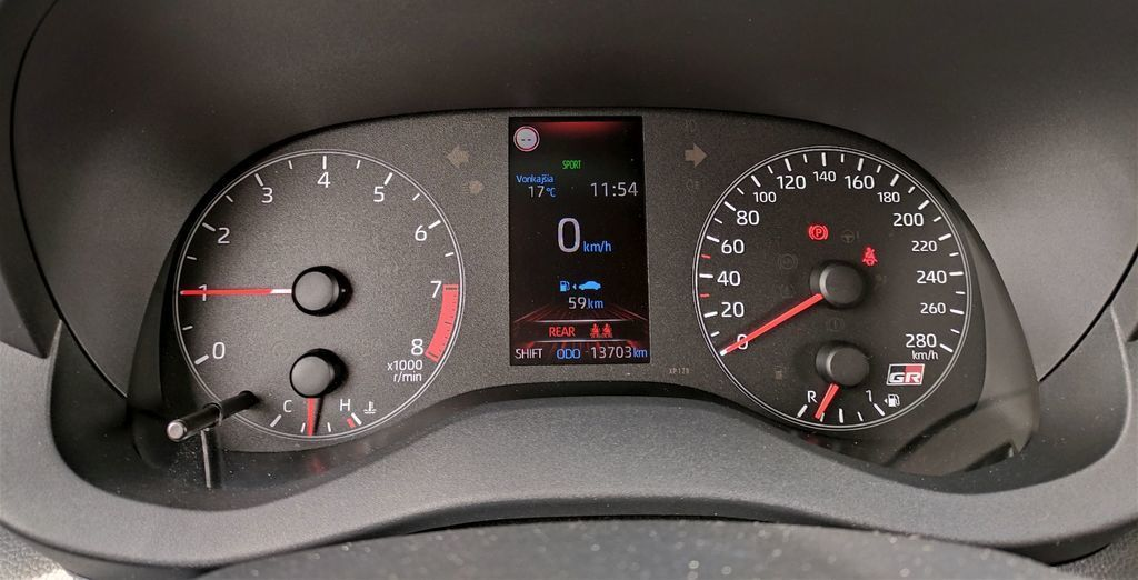 Content toyota gr yaris 2021 test autozurnal.com 35