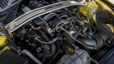 Thumb ford mustang mach1 v europe autozurnal 6