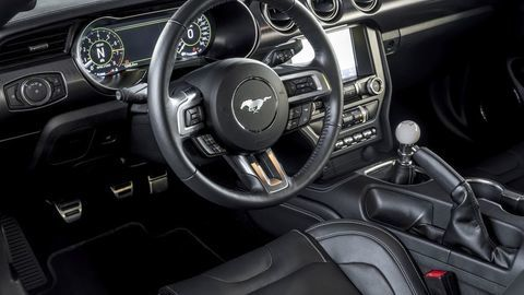 Thumb ford mustang mach1 v europe autozurnal 11