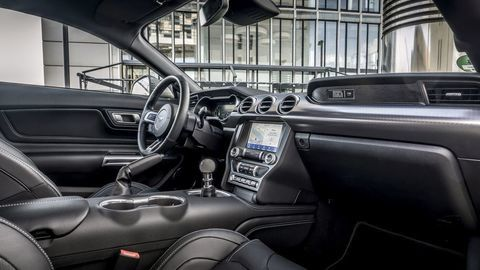 Thumb ford mustang mach1 v europe autozurnal 12