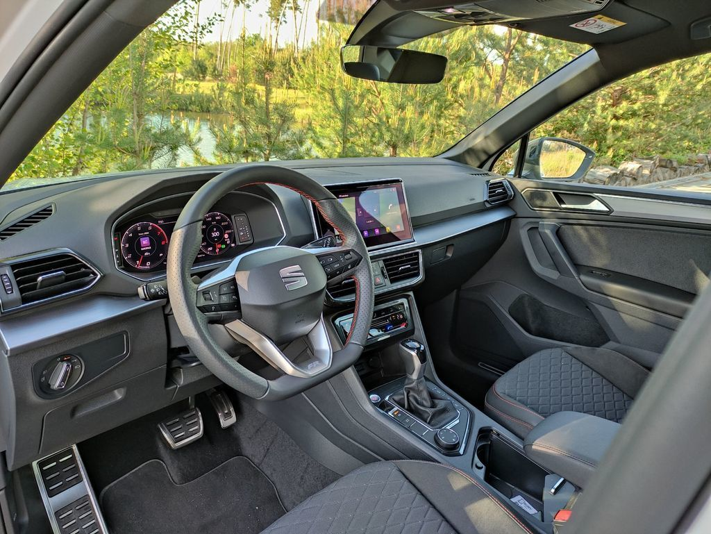 Content seat tarraco fr 2.0 tsi 245 test autozurnal 5