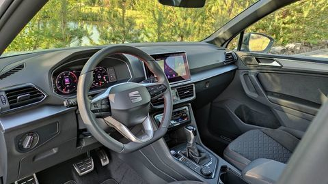 Thumb seat tarraco fr 2.0 tsi 245 test autozurnal 5
