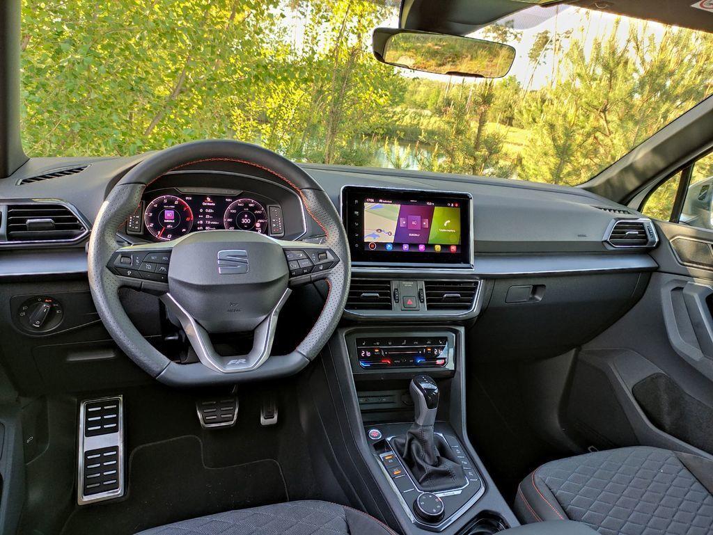 Content seat tarraco fr 2.0 tsi 245 test autozurnal 7
