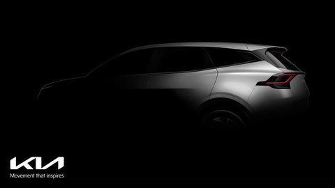 Thumb kia sportage 2022 teaser autozurnal 4