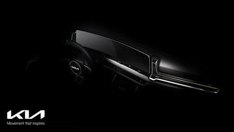Thumb kia sportage 2022 teaser autozurnal 2