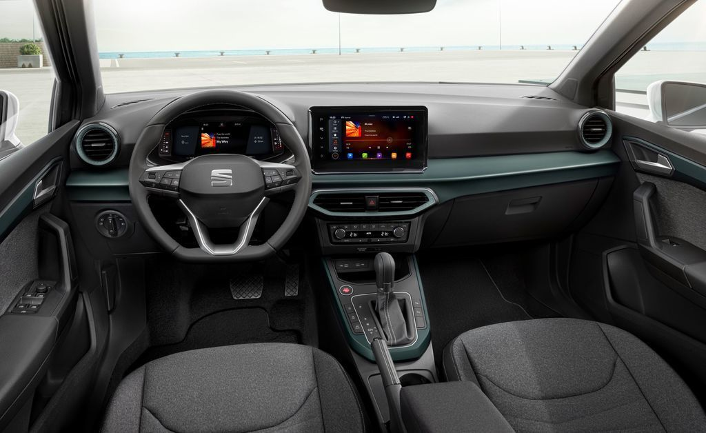 Content seat arona xperience 14
