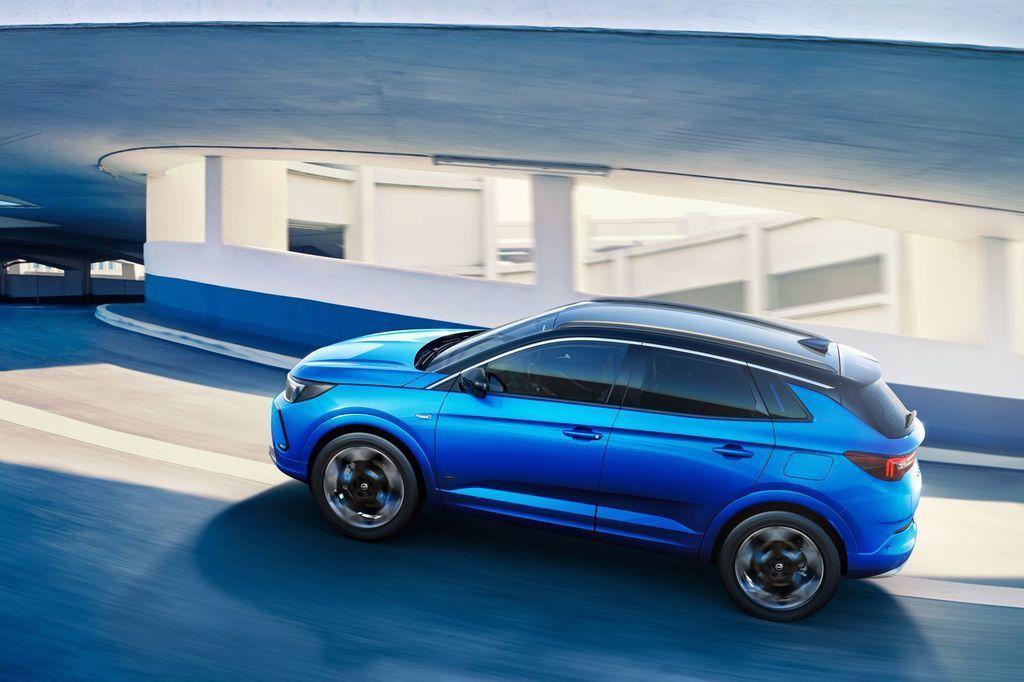 Content opel grandland facelift 2021 autozurnal 1