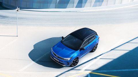 Thumb opel grandland facelift 2021 autozurnal 4