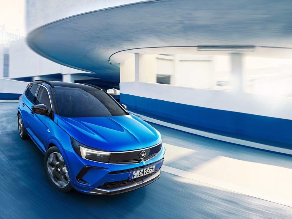 Content opel grandland facelift 2021 autozurnal 2