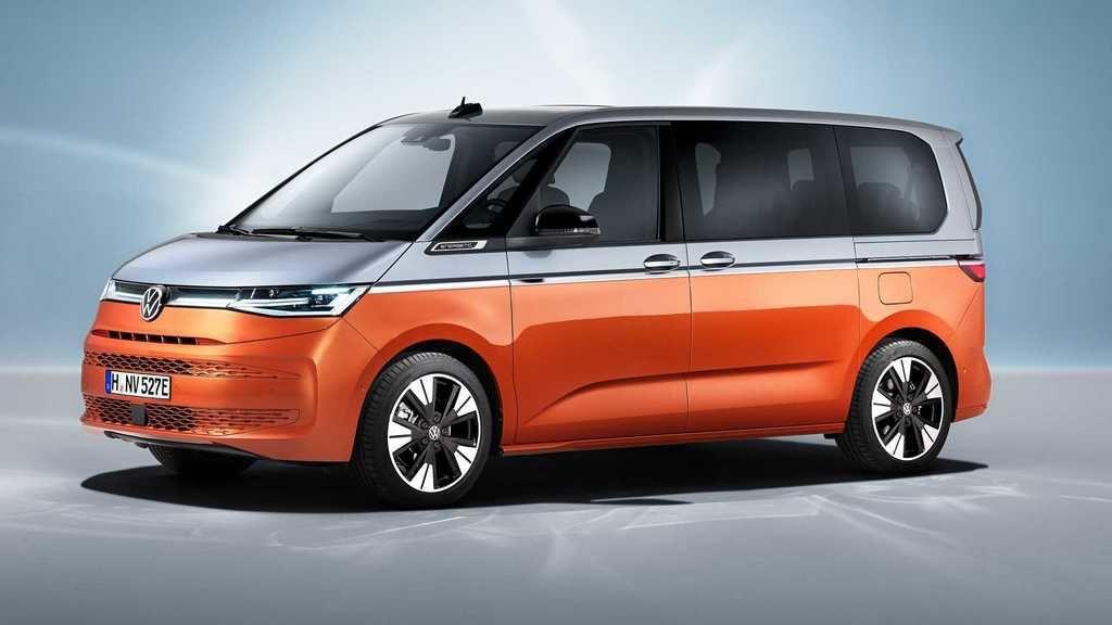 Content 2022 volkswagen multivan t7  1