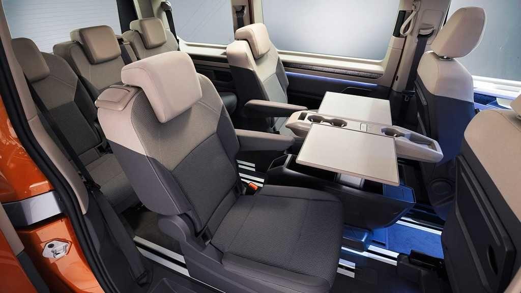 Content 2022 volkswagen multivan t7  8