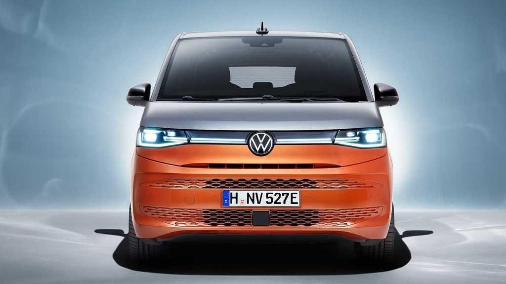 Content 2022 volkswagen multivan t7
