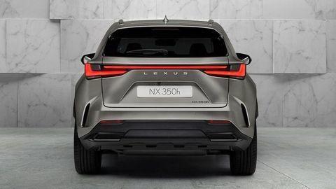 Thumb lexus nx 2022 official autozurnal 26
