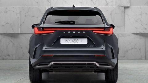 Thumb lexus nx 2022 official autozurnal 27