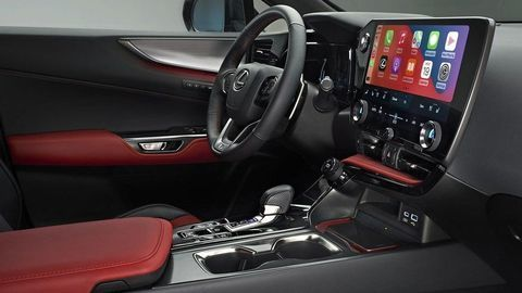 Thumb lexus nx 2022 official autozurnal 39
