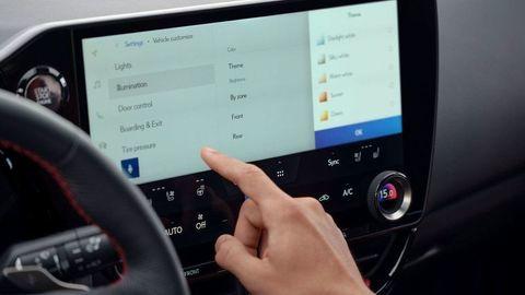 Thumb lexus nx 2022 official autozurnal 41