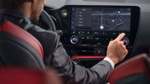 Thumb lexus nx 2022 official autozurnal 42