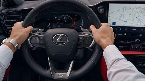 Thumb lexus nx 2022 official autozurnal 35