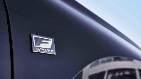 Thumb 2022 lexus nx 350 f sport emblem