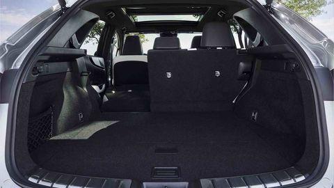 Thumb 2022 lexus nx 350 f sport hatchback