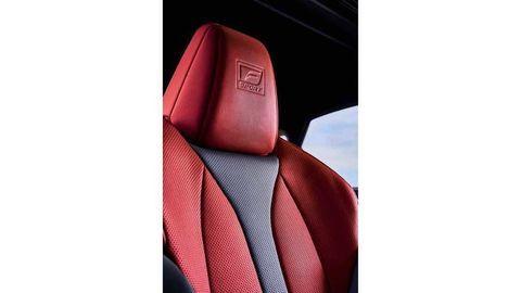 Thumb 2022 lexus nx 350 f sport headrest