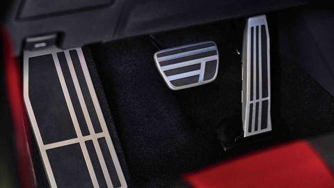 Thumb 2022 lexus nx 350 f sport pedals