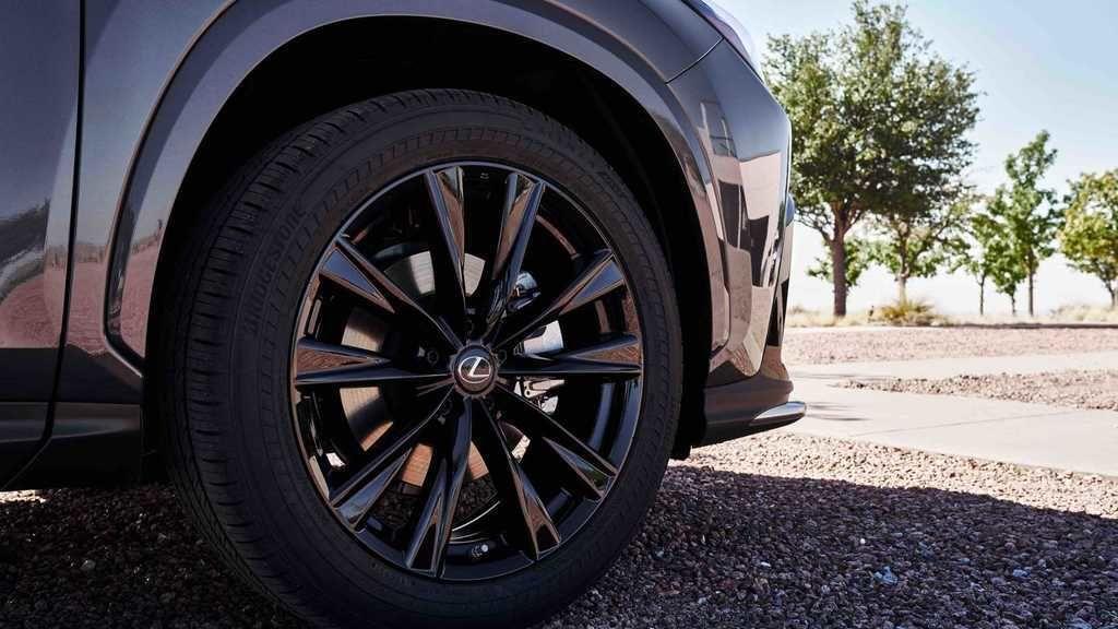 Content 2022 lexus nx 350 f sport wheel
