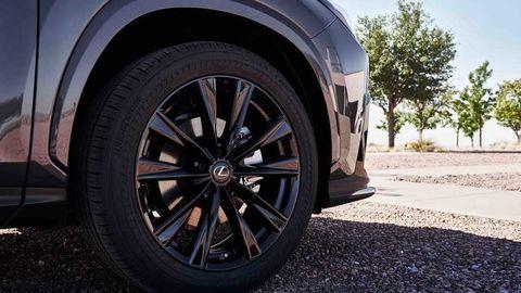 Thumb 2022 lexus nx 350 f sport wheel