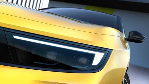 Thumb content opel astra 2022 teaser