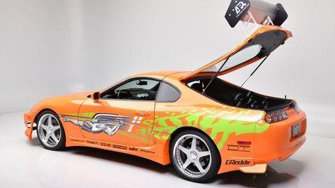 Thumb fot. barrett jackson auctions   1994 toyota supra   fast   furious movie car hatch