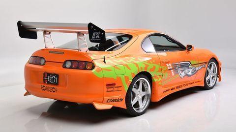 Thumb fot. barrett jackson auctions   1994 toyota supra   fast   furious movie car rear34
