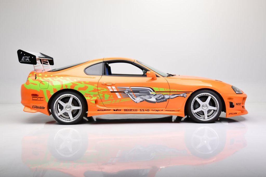 Content fot. barrett jackson auctions   1994 toyota supra   fast   furious movie car side 2