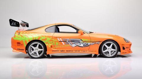Thumb fot. barrett jackson auctions   1994 toyota supra   fast   furious movie car side 2