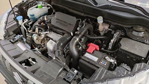 Thumb suzuki vitara 1.4 boosterjet hybrid 2021 test autozurnal 19